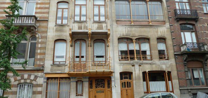 建築家ヴィクトル・オルタの主な都市邸宅群 (ブリュッセル)