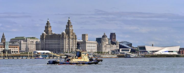 photo credit: Liverpool Tug Ashgarth, Passing Pier Head. via photopin (license)