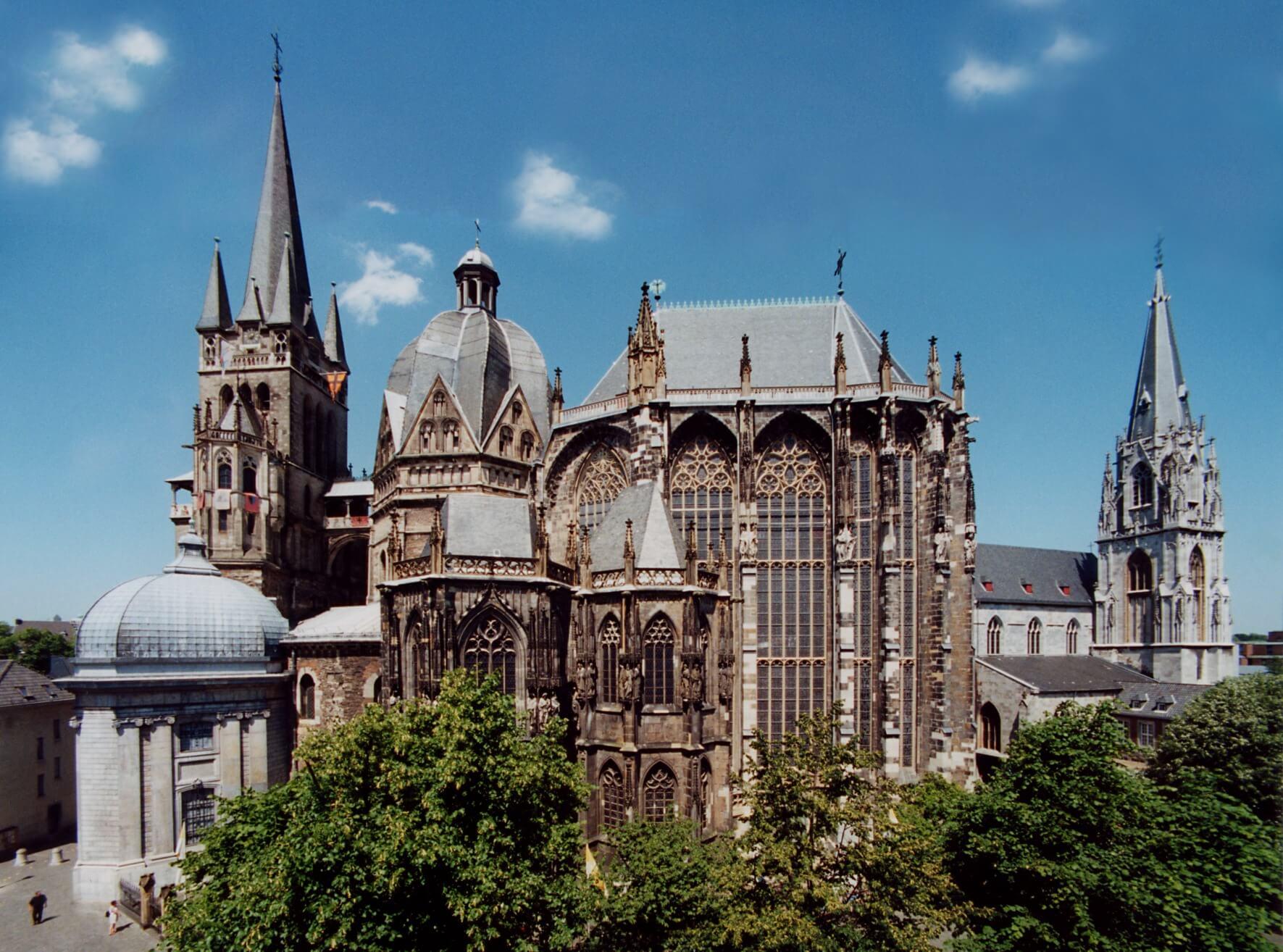 アーヘン大聖堂の画像 p1_38