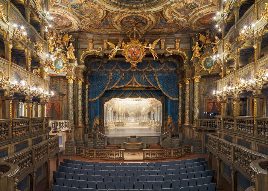 バイロイト辺境伯歌劇場の画像 p1_2