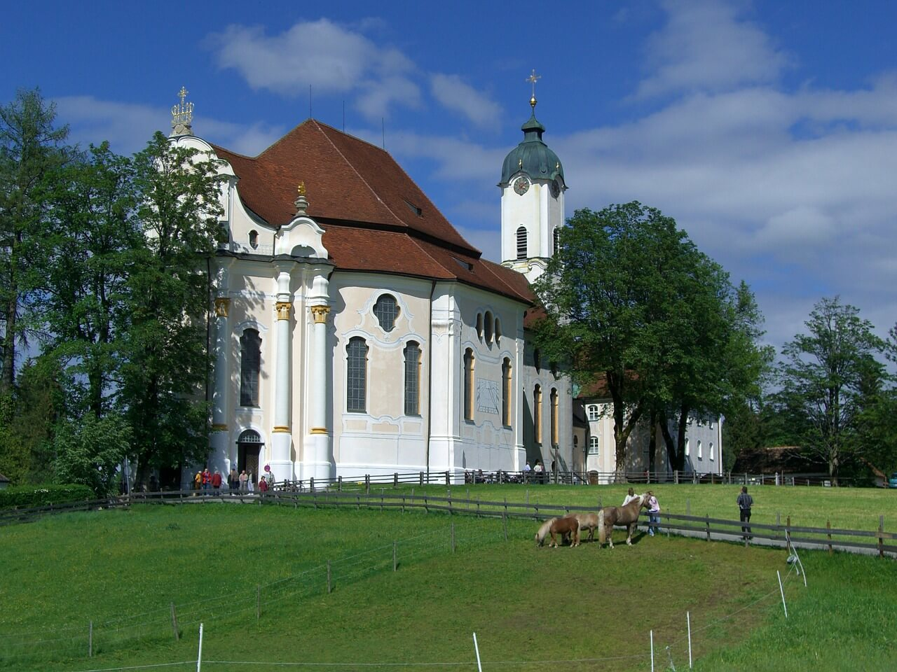 ヴィースの巡礼教会の画像 p1_33