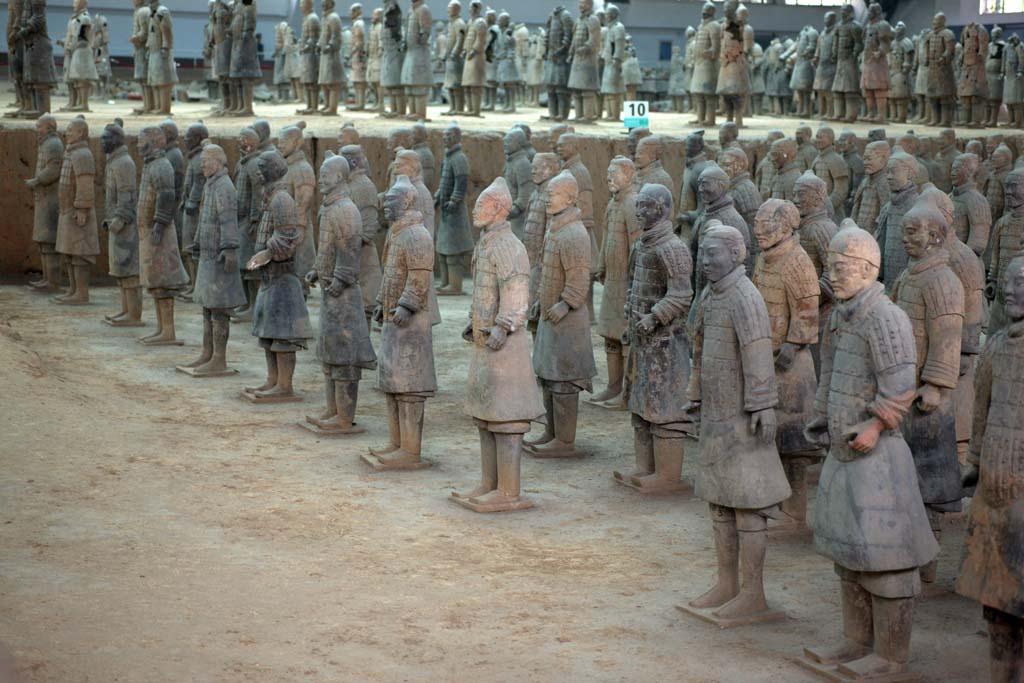 秦始皇帝陵及び兵馬俑坑の画像 p1_36