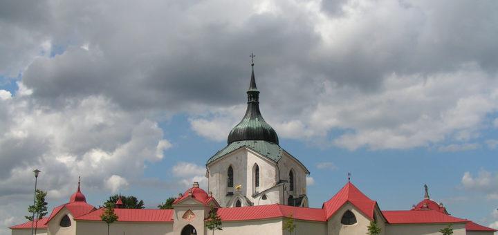 ゼレナー・ホラの聖ヤン・ネポムツキー巡礼教会