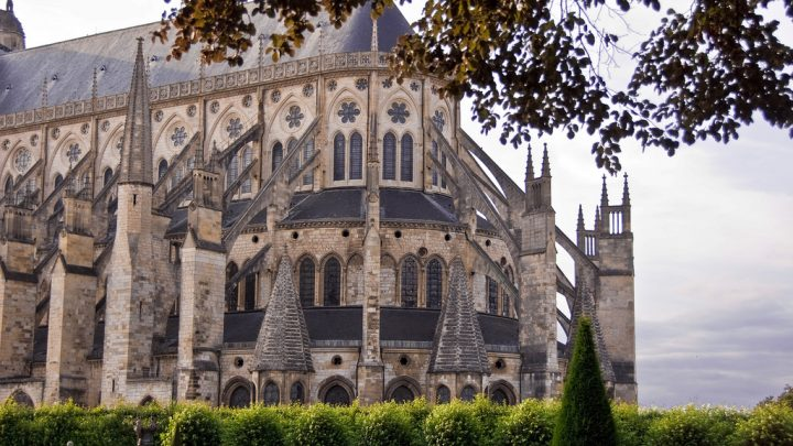 photo credit: Bourges Cathedral via photopin (license)