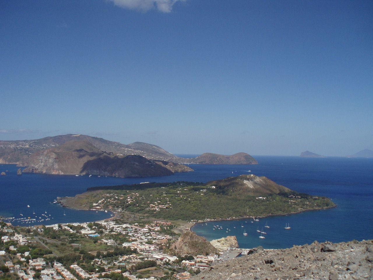 エオリア諸島|イタリア 自然遺...