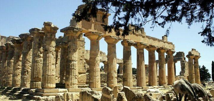 キュレネの考古遺跡