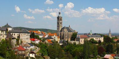 クトナー・ホラの聖バルボラ教会のある歴史地区とセドレツの聖母マリア大聖堂