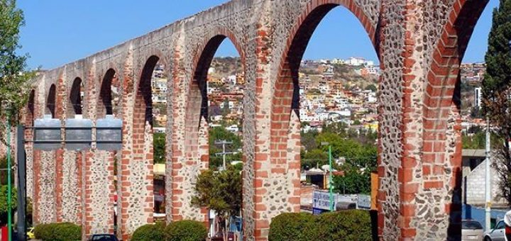 ケレタロ歴史的建造物地区
