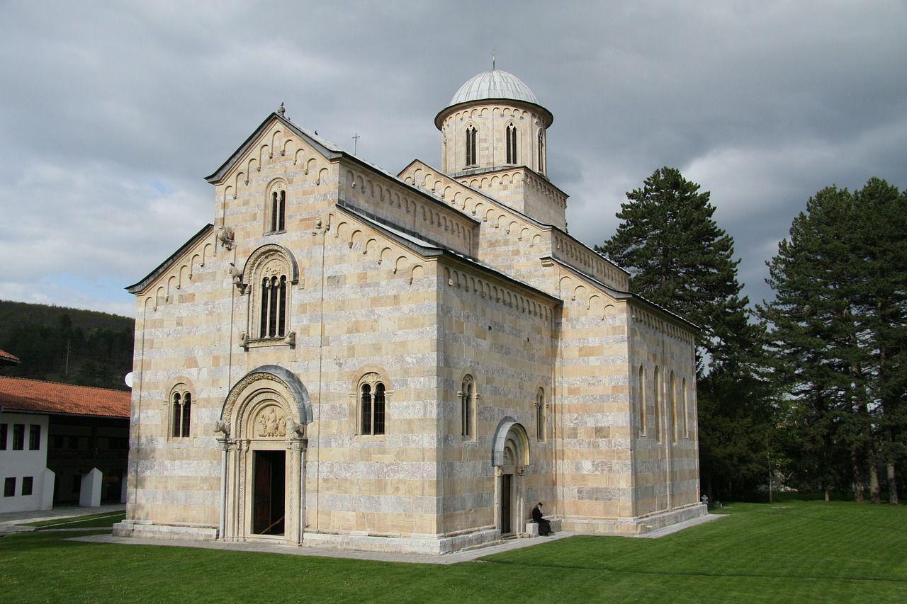 コソボの中世建造物群|セルビア...