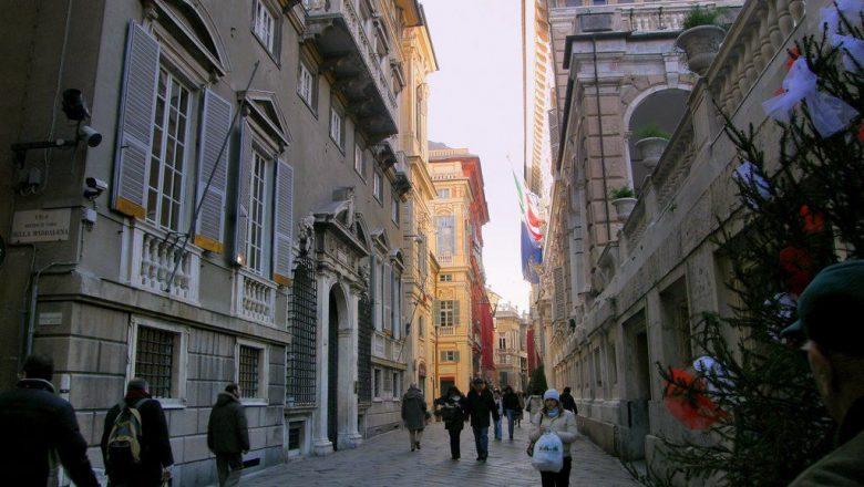世界遺産オンラインガイドジェノヴァのレ・ストラーデ・ヌオーヴェとパラッツィ・デイ・ロッリ制度