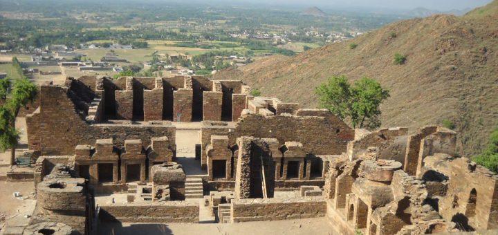 タフテ・バヒーの仏教遺跡郡とサリ・バロールの近隣都市遺跡群