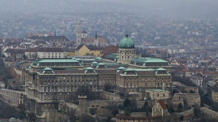 【世界遺産】ブダ城|ブダペストのドナウ河岸とブダ城地区およびアンドラーシ通り