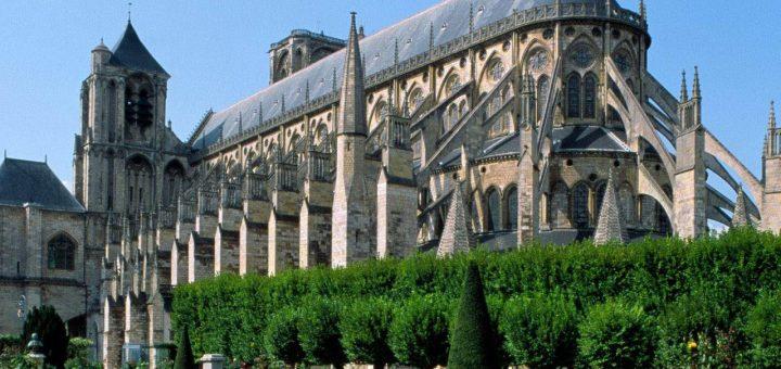 ブールジュ大聖堂