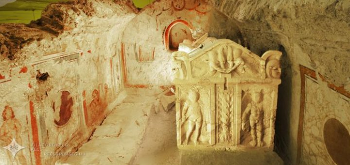 ペーチ(ソピアネ)の初期キリスト教墓所