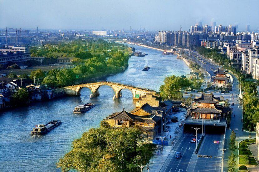 大運河|中国 文化遺産|世界遺...