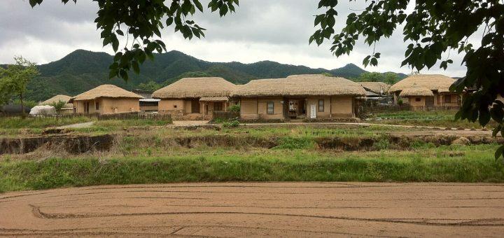 大韓民国の歴史的村落:河回と良洞