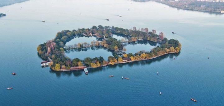杭州西湖の文化的景観