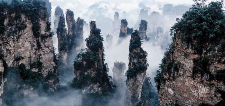 武陵源の景観と歴史地域