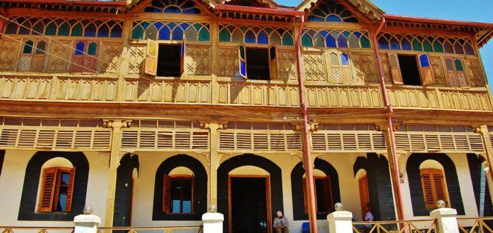 歴史的城塞都市ハラール・ジュゴル