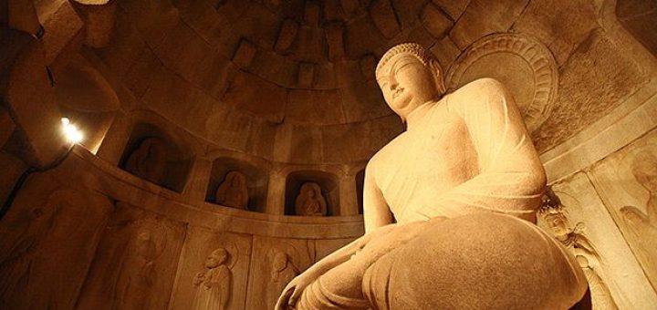 石窟庵と仏国寺 韓国 文化遺産...