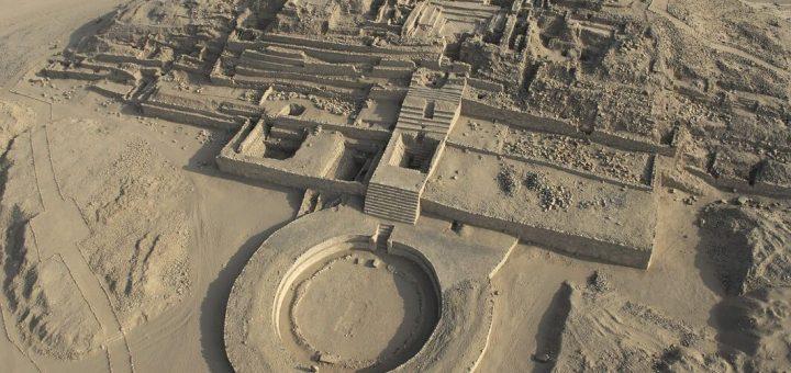 神聖都市カラル=スーペ(カラル遺跡)