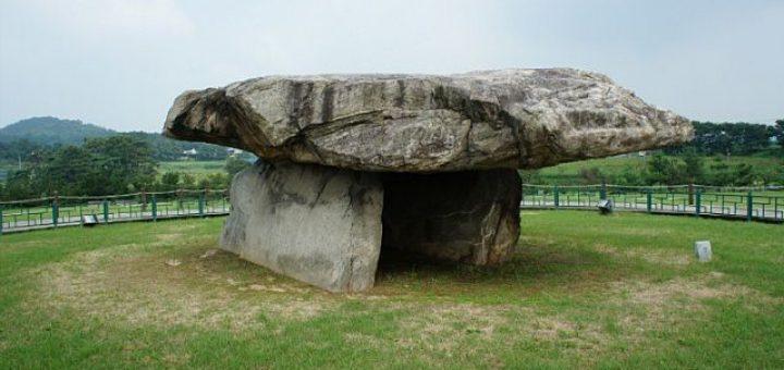 高敞、和順、江華の支石墓群