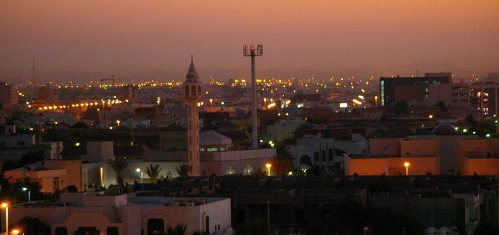 メッカの玄関にあたる歴史都市ジッダ