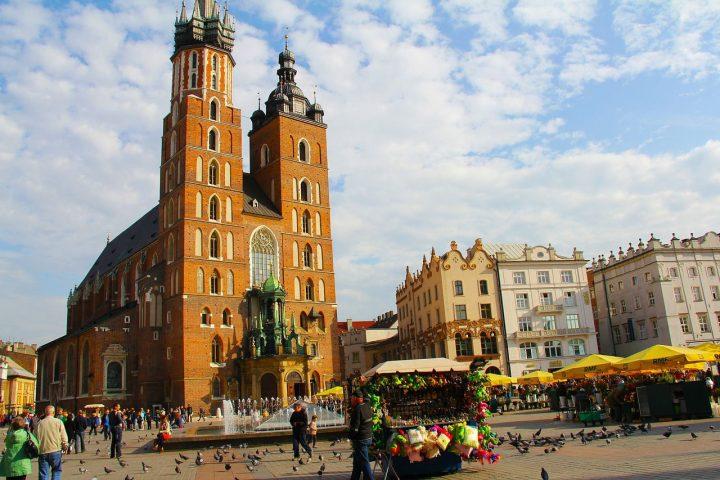 クラクフ歴史地区 ポーランド ...