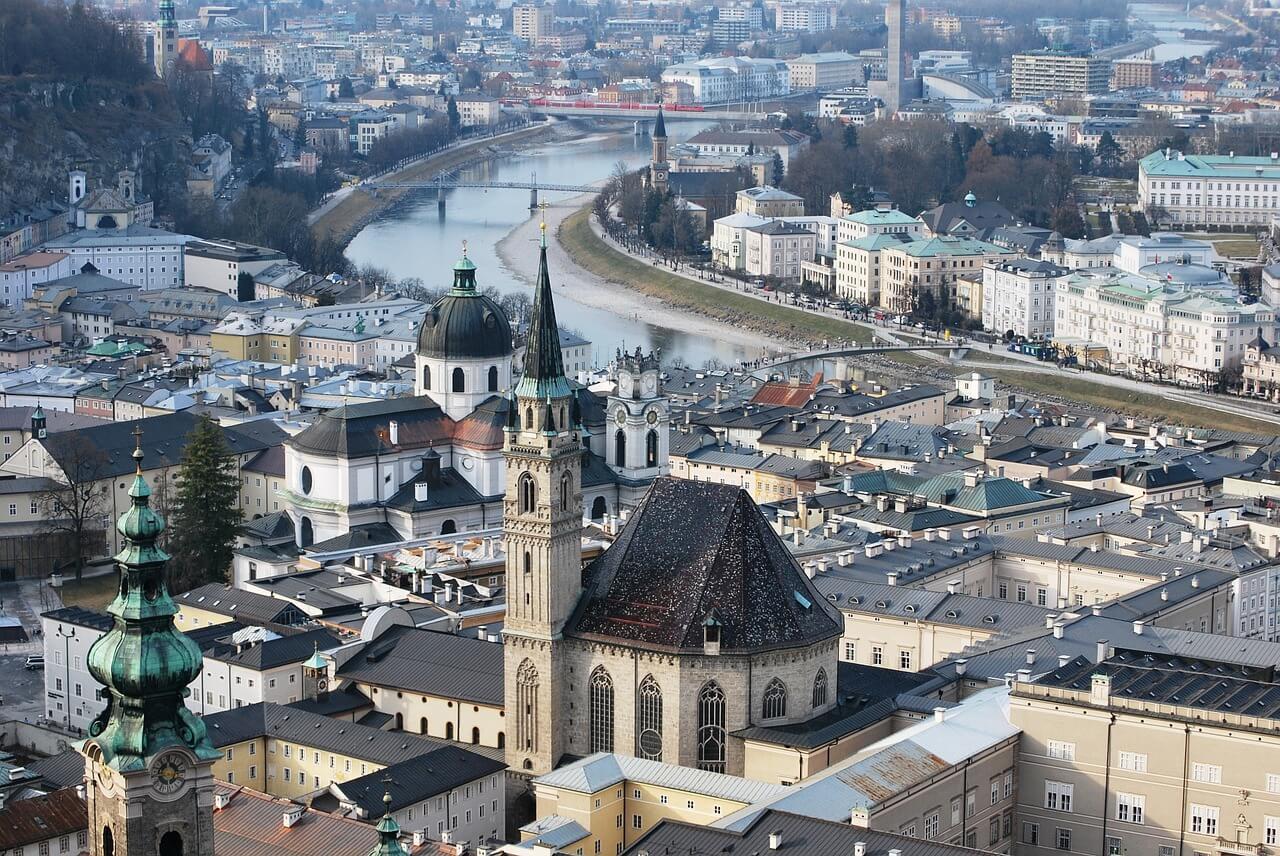 ザルツブルク市街の歴史地区の画像 p1_29