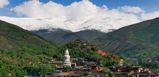 五台山 (中国)の画像 p1_9