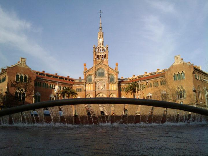 【世界遺産】バルセロナのカタルーニャ音楽堂とサン・パウ病院