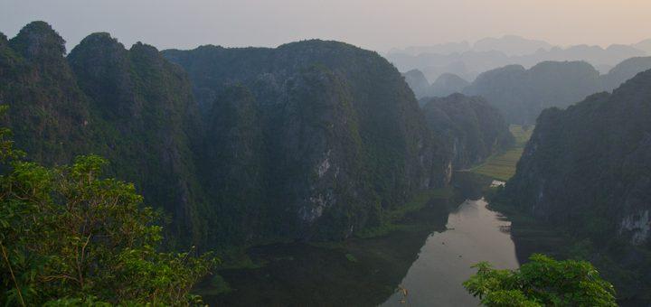 チャンアンの景観複合体