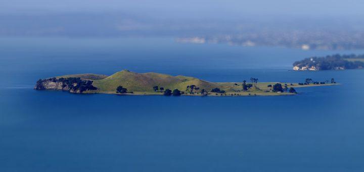 ニュージーランドの亜南極諸島