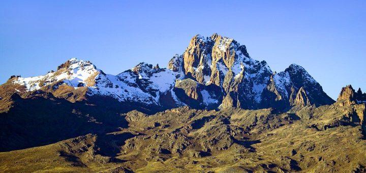 ケニア山国立公園/自然林