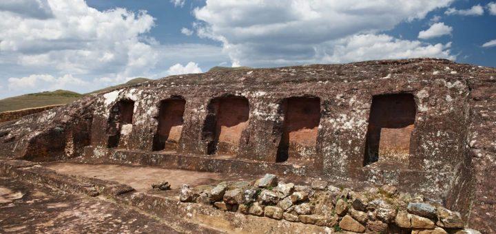 サマイパタの砦