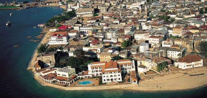 ザンジバル島のストーン・タウン