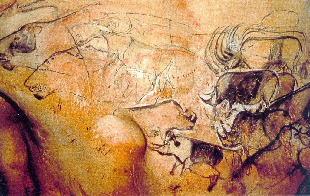 ショーヴェ=ポン・ダルク洞窟とも呼ばれるアルデシュ県ポン・ダルクの装飾洞窟 |世界遺産オンラインガイド