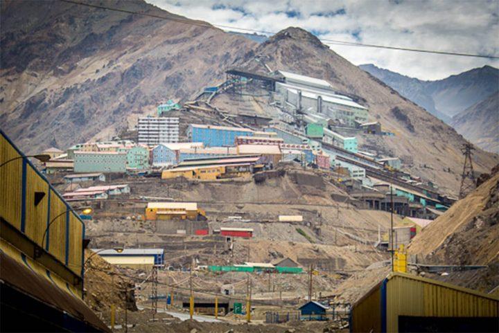 スウェルの鉱山都市|チリ 文化...