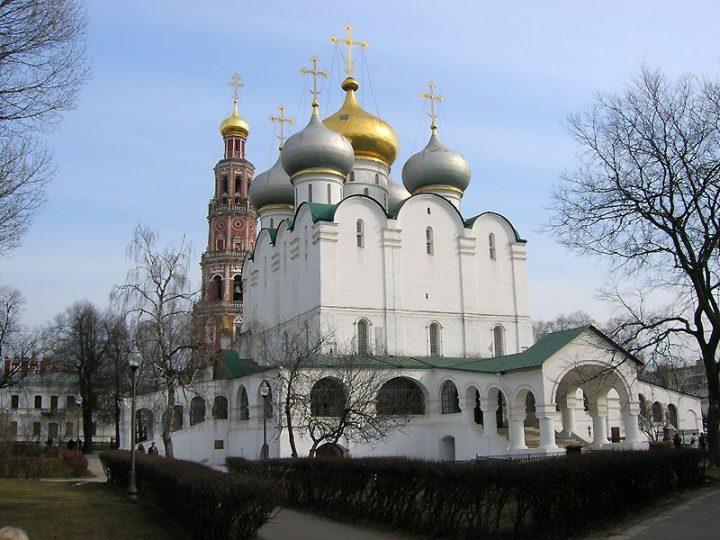 世界遺産・ノヴォデヴィチ女子修道院群2