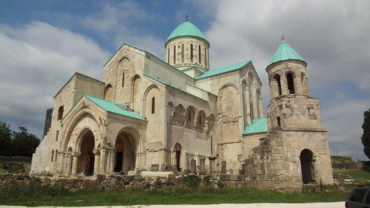 世界遺産・バグラティ大聖堂とゲラティ修道院