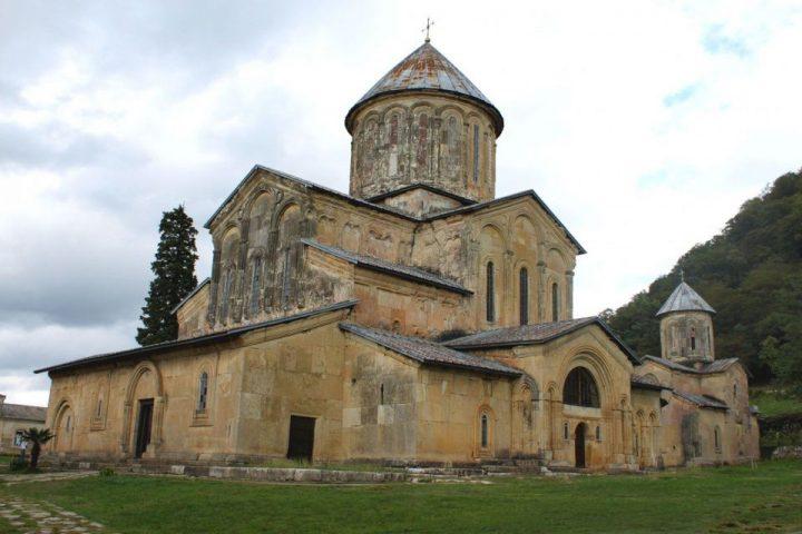世界遺産・バグラティ大聖堂とゲラティ修道院2