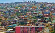 バルパライソの海港都市とその歴史的な町並み
