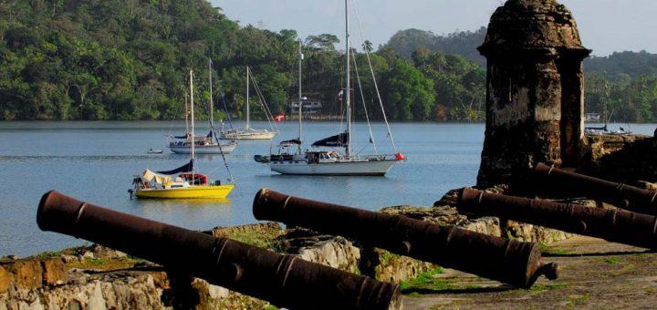 パナマのカリブ海沿岸の要塞群:ポルトベロとサンロレンソ