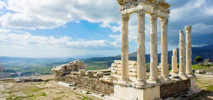 ペルガモンとその重層的な文化的景観