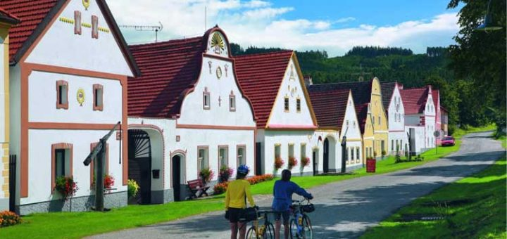 ホラショヴィツェ歴史的集落保存地区