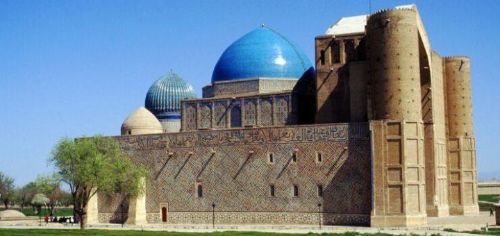 ホージャ・アフマド・ヤサヴィー廟
