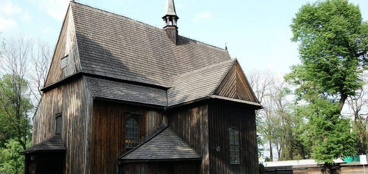 マウォポルスカ南部の木造聖堂群