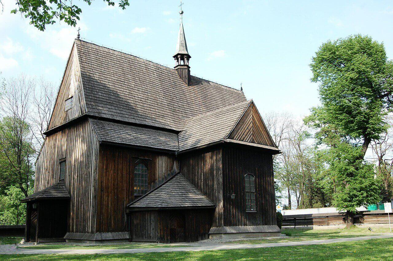 世界遺産オンラインガイドマウォポルスカ南部の木造聖堂群