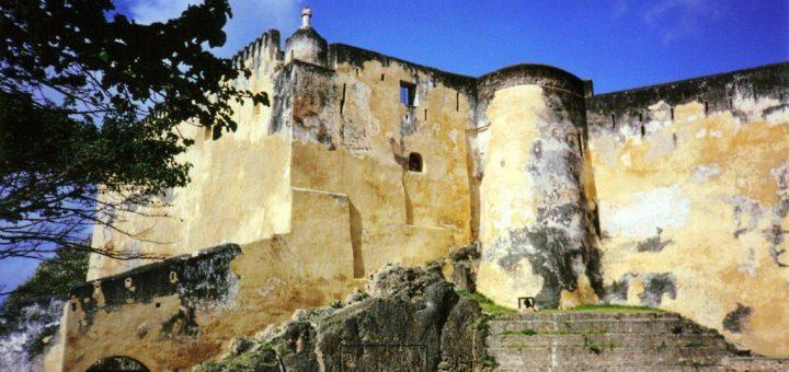 モンバサのジーザス要塞