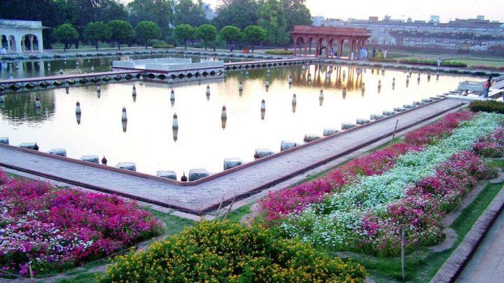 【世界遺産】ラホールの城塞とシャーラマール庭園